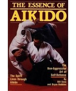 Essence Aikido Martial Arts Book Sosa Robbins throws locks Japanese wome... - $9.95