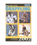 Best of CFW Grappling 2002 Book martial arts Taekwondo MMA karate JKD NEW! - $7.69