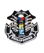 Filipino Plaque Weapons of Philippines Moroland Mindanao Kali Escrima Ar... - $24.95