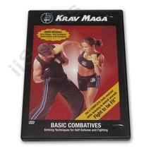 Krav Maga Basic Combatives Self Defense Fighting DVD #KM406 idf Israeli ... - $18.57