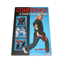 Confidence: A Child's First Weapon book Larry Tatum kenpo karate self de... - $14.01