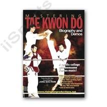 Mastering Tae Kwon Do Biography DVD Grandmaster Park korean karate taekw... - $22.44