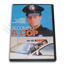 Becoming a Cop Training DVD Police SWAT Law Enforcement Testing Prep Cou... - $22.34