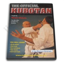 Official Kubotan Self Defense Keychain Training DVD Takayuki Kubota RS62... - $19.99