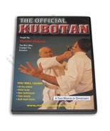 Official Kubotan Self Defense Keychain Training DVD Takayuki Kubota RS62... - $19.99