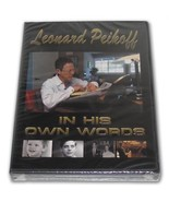Leonard Peikoff In His Own Words DVD Ayn Rand Rare! NEW the fountainhead - $9.05