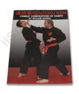 Renzoku Ken Combat Kiyojute Ryu Kempo Karate book William Durbin James M... - $19.95
