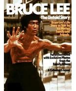 Bruce Lee Untold Story Book Grace Lee Jeet Kune Do Jun Fan martial arts OOP - $18.23