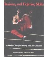 Training & Fighting Skills book Benny the Jet Urquidez kickboxing karate... - $19.95