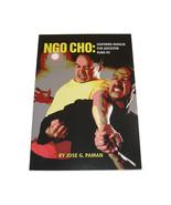 Ngo Cho Southern Shaolin Five Ancestor Kung Fu Book Jose Paman - $12.16