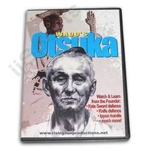 Okinawan Wado Ryu Japanese Karate Hironori Otsuka DVD P1V6 budo Rare!  FS - $22.44