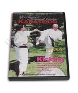 Hidetaka Nishiyama Shotokan Karate-Do Kicking Kicks DVD Ray Dalke secret... - $22.44