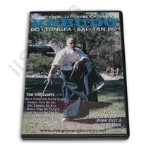 Okinawan Karate Kobudo Bo Tongfa Sai Tan Bo Weapons DVD Gaviola & Ricci ... - $22.34