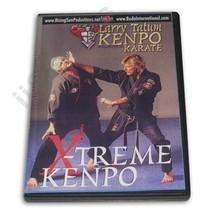 X-Treme Ed Parker Kenpo Karate DVD Larry Tatum empty hands knives staff ... - $19.99