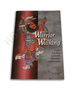 Warrior Walking Self Defense Book Josh Holzer karate yoga qigong martial... - $12.50