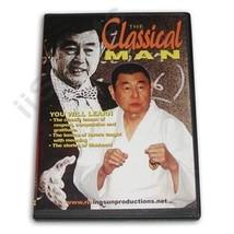 Classical Man DVD Richard Kim Japanese Karate Kobudo Miyamoto Musashi le... - $22.44