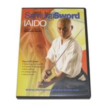 Iaido DVD Sueyoshi Akeshi RS453 samurai sword iai fight Kamae Kumidachi FS - $22.44