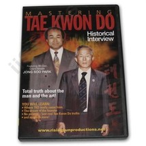 Mastering Tae Kwon Do General Choi Historical DVD Grandmaster Park Korea... - $22.34