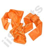 Orange Chinese Kung Fu Pa Kua Wing Chun Tai Chi Martial Art Satin Sash B... - $9.50
