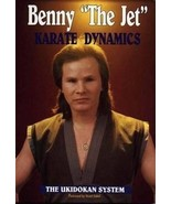 Karate Dynamics Ukidokan System Training Book Benny the Jet Urquidez  09... - $18.68