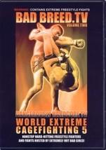 Bad Breed Extreme Cage Mixed Martial Arts Jiu Jitsu Fighting Tournament ... - $9.49