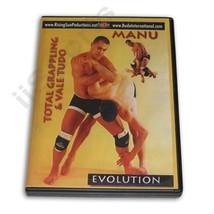 Total Grappling Vale Tudo Advanced Floor Techniques DVD Manu #2 jiu jits... - $22.44