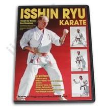 Okinawan Isshin Ryu Karate DVD Shapland 23 kihon katas wansu Tatsuo Shim... - $22.44
