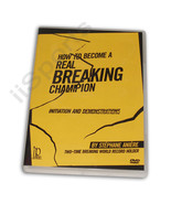 How to Become a Real Breaking Champion DVD Aniere Martial Arts karate tournament - $18.58