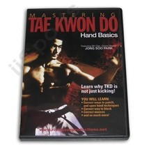 Mastering Tae Kwon Do Hand Basics Intro DVD Grandmaster Park korean kara... - $22.44