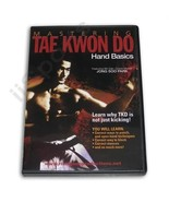 Mastering Tae Kwon Do Hand Basics Intro DVD Grandmaster Park korean kara... - $22.44