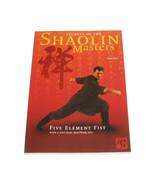Secrets of Shaolin Masters: Five Element Fist 2 Two-Man Matching Sets bo... - $26.65