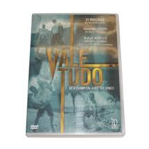 Brazilian Vale Tudo Fighting DVD Marcello Izidro Rebello IF-141178 mma j... - $18.68