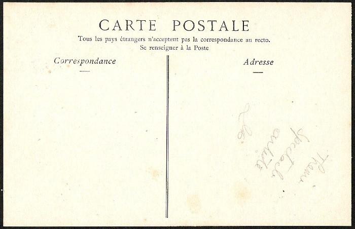 RISQUE CABARET J.IVON French Edwardian Rppc color Photograph Unused Post Card