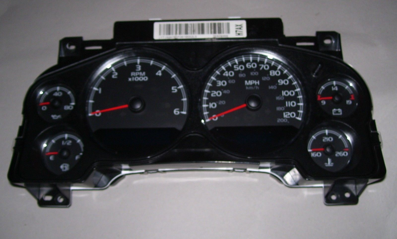 Chevy Silverado Gauge Cluster Repair on 2009 gmc sierra gauge clusters