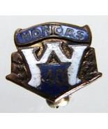 VINTAGE ANONYMOUS ENAMEL BADGE LAPEL PIN # 102 - $4.99
