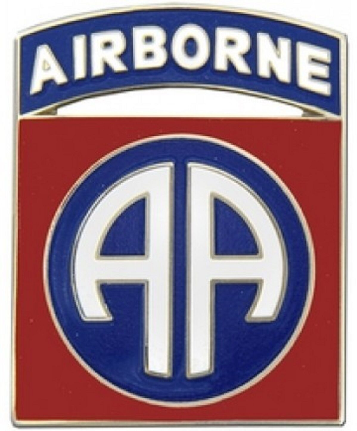 Primary image for US Army 82nd Airborne Division Combat Service Badge  (2 inch)