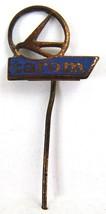 VINTAGE ANONYMOUS ENAMEL BADGE LAPEL PIN # 91 - $4.99