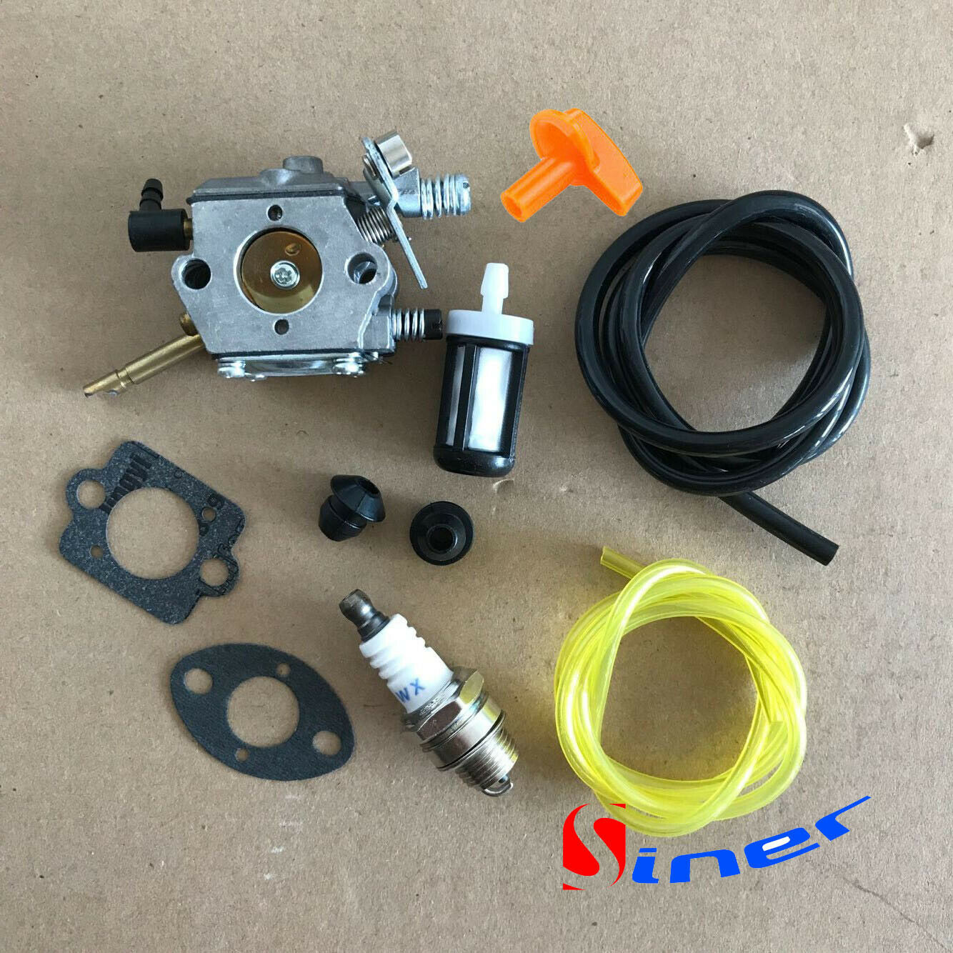 Primary image for Carburetor For Walbro WT-45-1 WT-45 WT-45A Stihl H24D FS48 FS52 FS66 FS81 FS106
