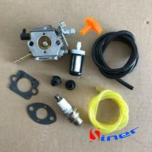 Carburetor For Walbro WT-45-1 WT-45 WT-45A Stihl H24D FS48 FS52 FS66 FS8... - $13.90