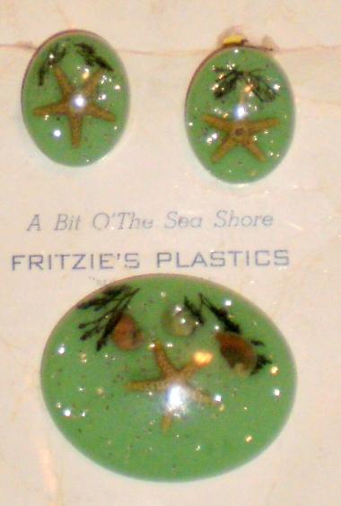 Fritzies plastics set
