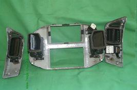 Mitsubishi Montero Limited AC Dash Vents Climate Control Radio Trim Set 03-06 image 3