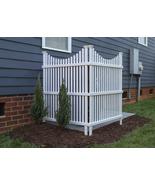 Privacy Screen Garbage Cover Fence Fencing Outdoor Garden Yard Hide Set ... - $126.48