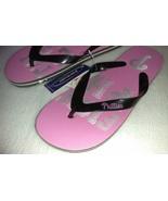 Forever Collection MLB Philadelphia Phillies PINK Flip Flop Sandals Sz S... - $20.00