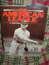 American League by John S. Bowman and Joel Zoss 1995 Hardcover Book - $10.00