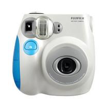 Blue Colour FujiFilm Fuji Instax Mini 7S Instant Photos Films Polaroid C... - $66.99