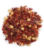 One 16 Ounce Bag Frontier Chili Peppers Crushed, Red Chili Flakes Certif... - $19.88