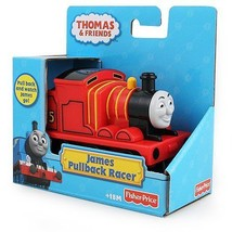 Thomas & Friends Preschool James Pullback Racer Model: by Thomas & Friends - $12.34
