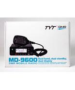 Tytera  / TYT MD-9600 Dual Band DMR Digital Mobile Radio (UHF/VHF) - $265.44