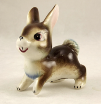 Vintage ceramic bunny rabbit figuriine made in ... - $10.00