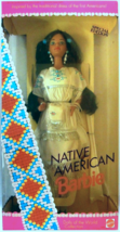Barbie Native American Doll, Special Edition [Brand New] - $39.55